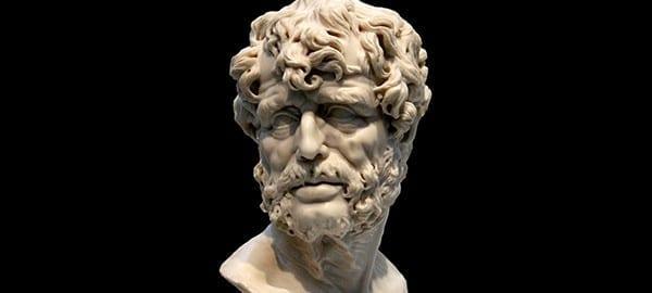 Proč římský filozof a politik Seneca několik dní v měsíci jedl a žil minimalisticky.